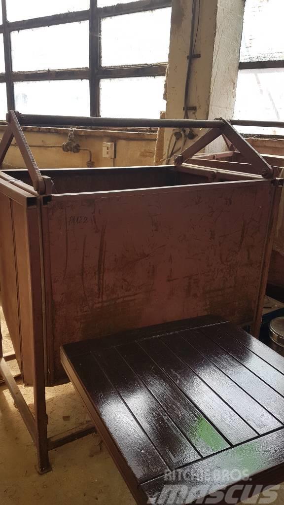 [Other] Container pt. lemne de foc -