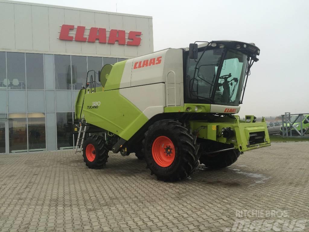 CLAAS TUCANO 320 4F