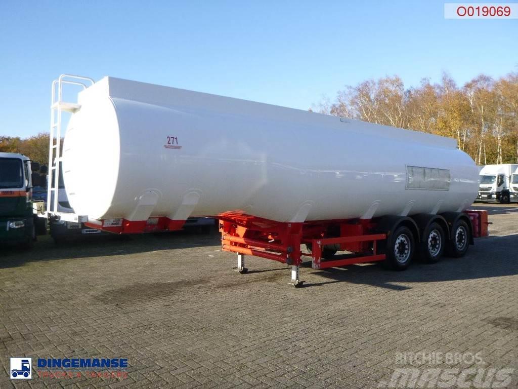 Cobo Fuel tank alu 38.4 m3 / 6 comp