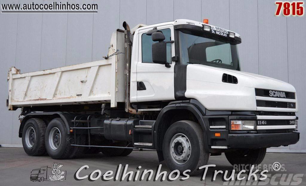 Scania T114 C 340