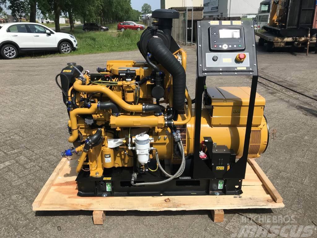 Caterpillar C4.4 - Marine Generator Set 108 kVa - DPH 105670
