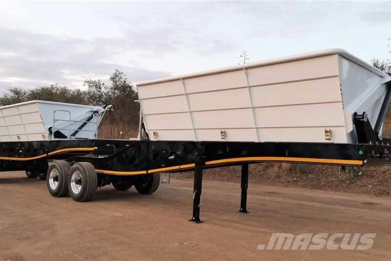 [Other] PRBB 25 CUBE LIGHT WEIGHT SIDE TIPPER
