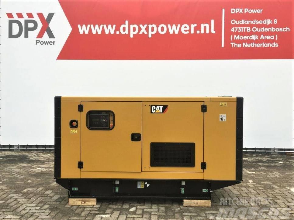 Caterpillar DE110E2 - 110 kVA Generator - DPX-18014