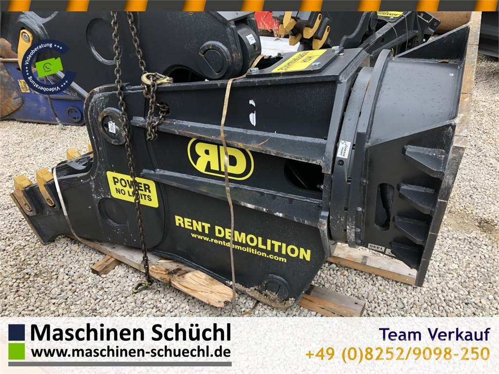 Rent Demolition RD32 Pulverisierer 35-40 to Bagger