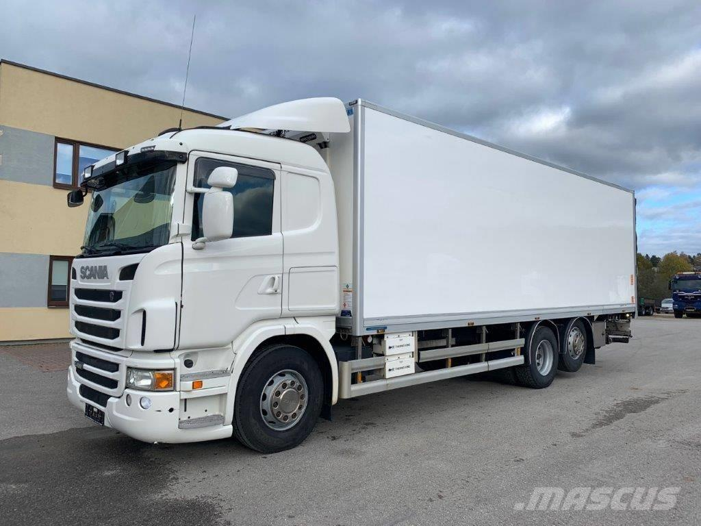 Scania G400 6x2+EURO5+RETARDER