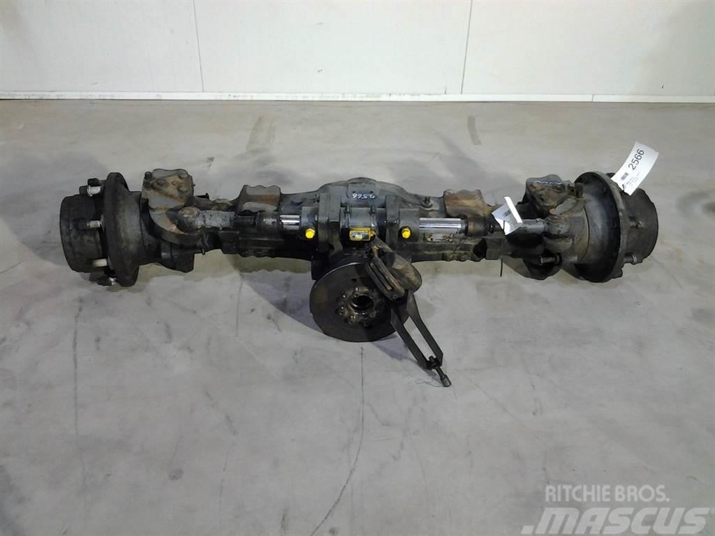 Carraro 26.16UP - Kramer 480 Allrad - Axle