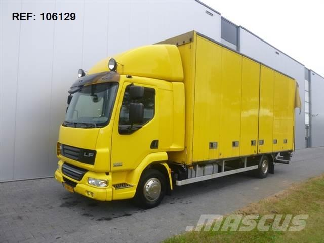 DAF LF45.220 4X2 MANUAL SIDE OPENING BOX EURO 5