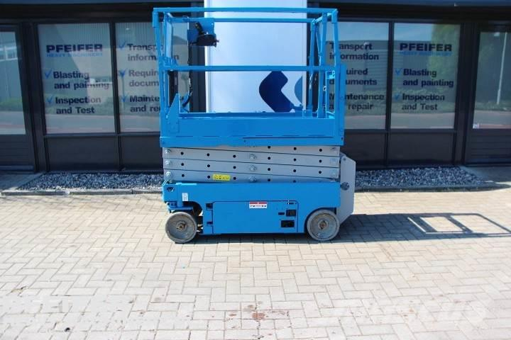 Genie GS1932 Low Hours ,Electric, 7.8m Working Height.