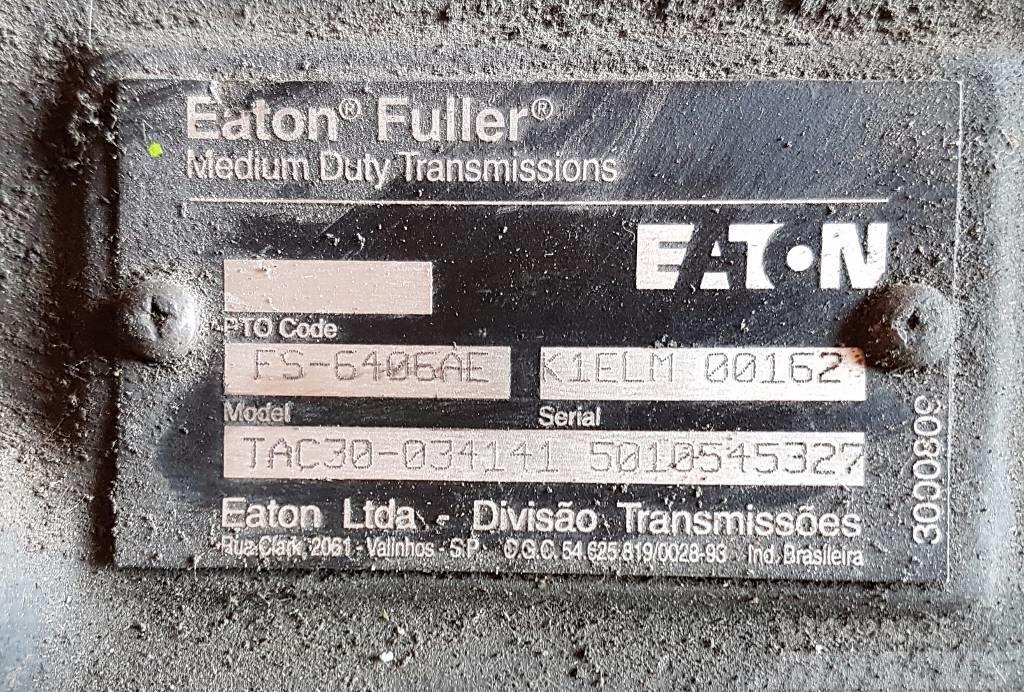 Renault PŘEVODOVKA EATON FS-6406AE