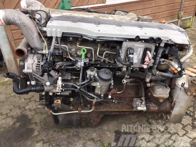 MAN D2066 LF39 320 HP - EURO 4