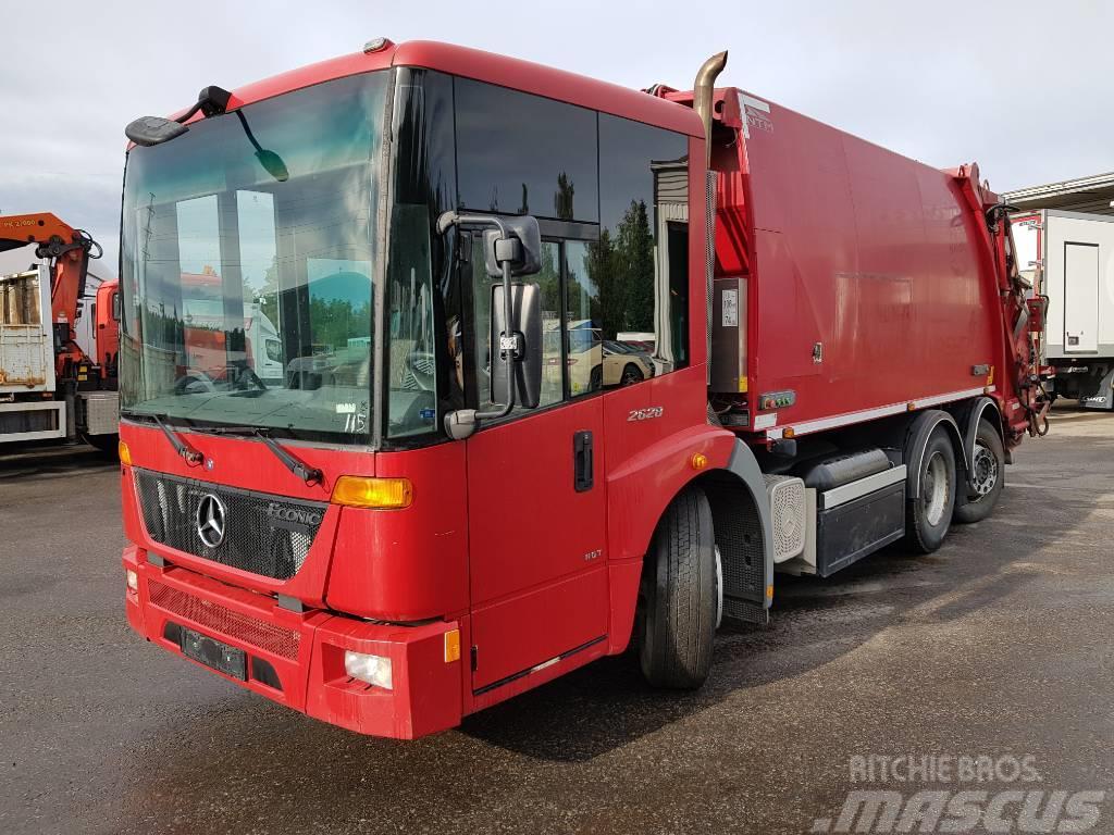 Mercedes-Benz Econic 2628L NGT 6x2