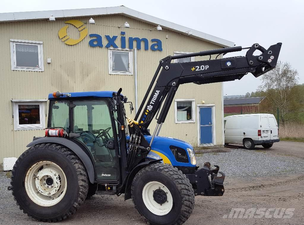 New Holland T 4030