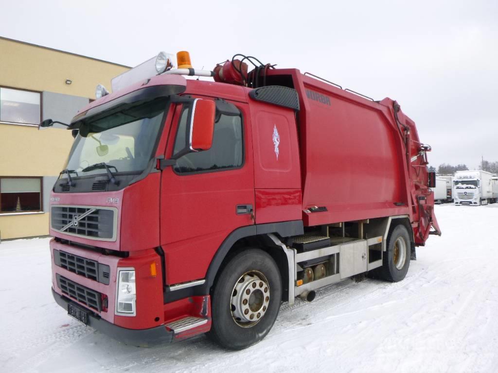 Volvo FM9 4X2+MANUAL
