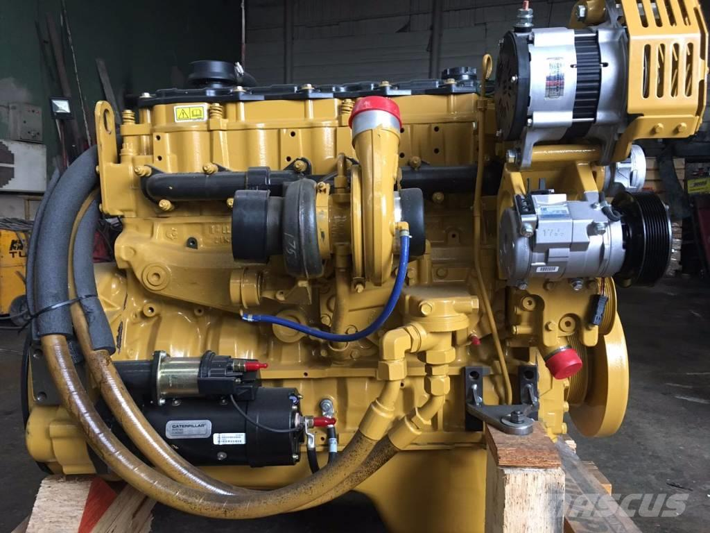 Caterpillar C7 Engine