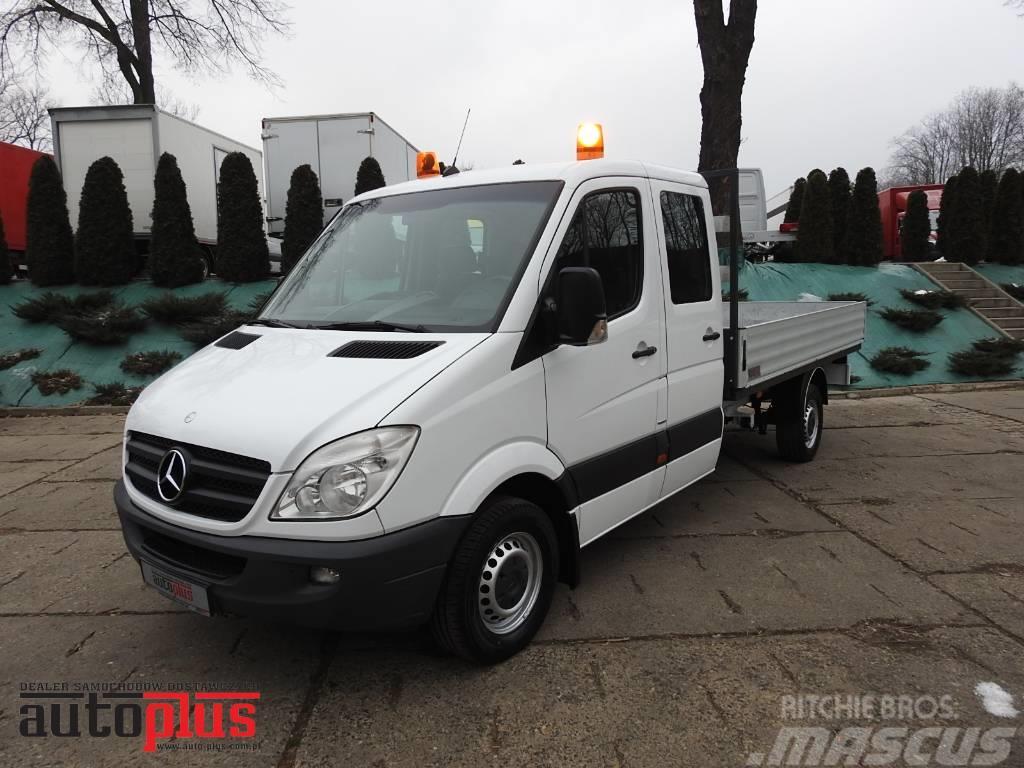Mercedes-Benz Sprinter 313 DOKA DOUBLECABIN 7 SEATS