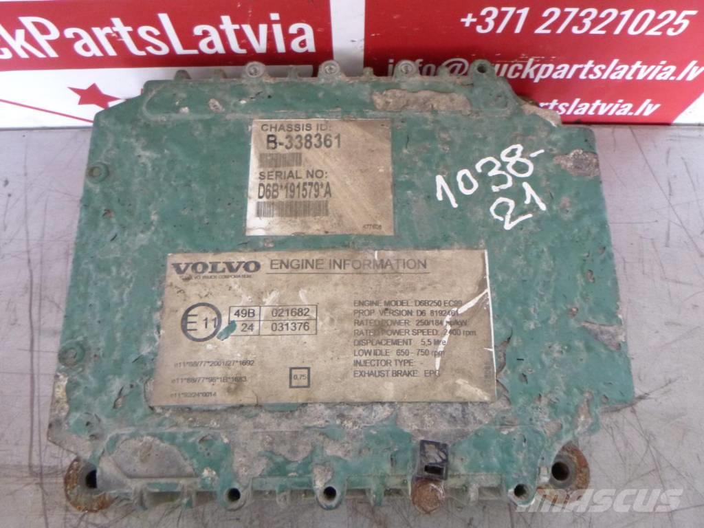 Volvo FH13 Engine control unit D68192461