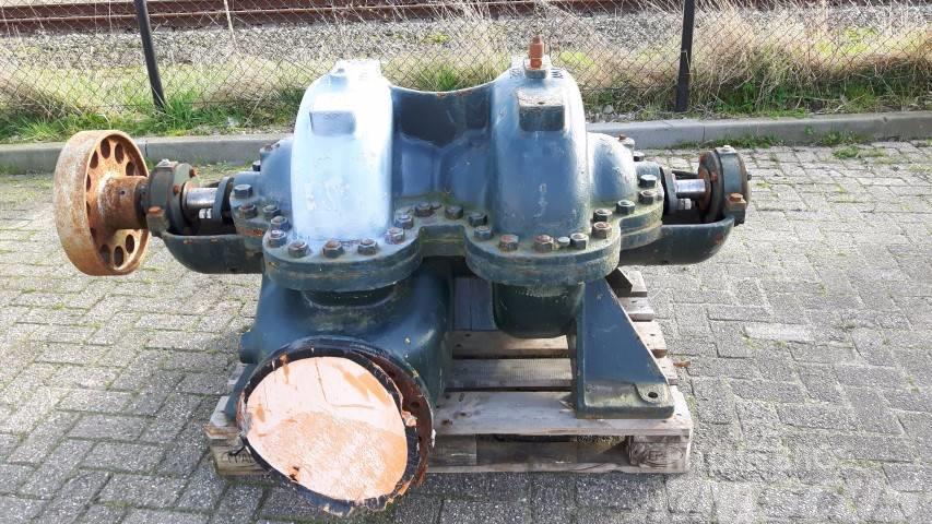 LeeBoy Howl 250mm Axially split volute casing two stage p, 1989, Vattenpumpar