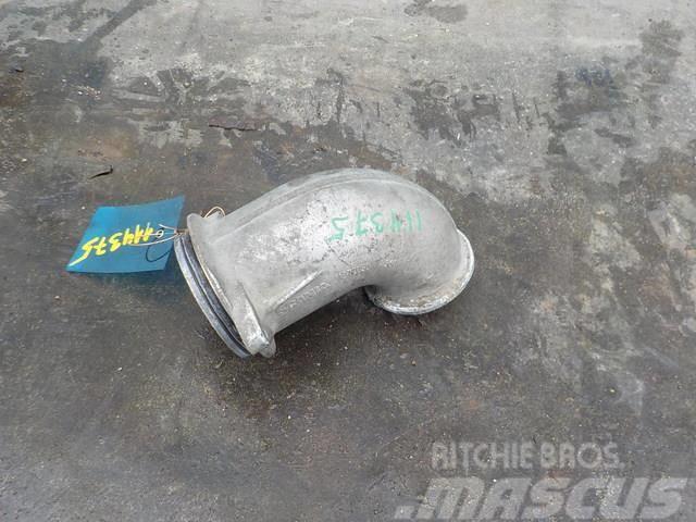 Scania 4 series Intercooler hose 1372058