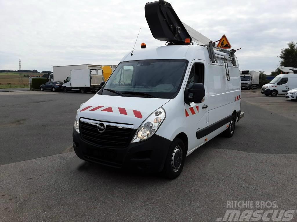 Opel Movano L2H2 125cv 12.80m 120kg