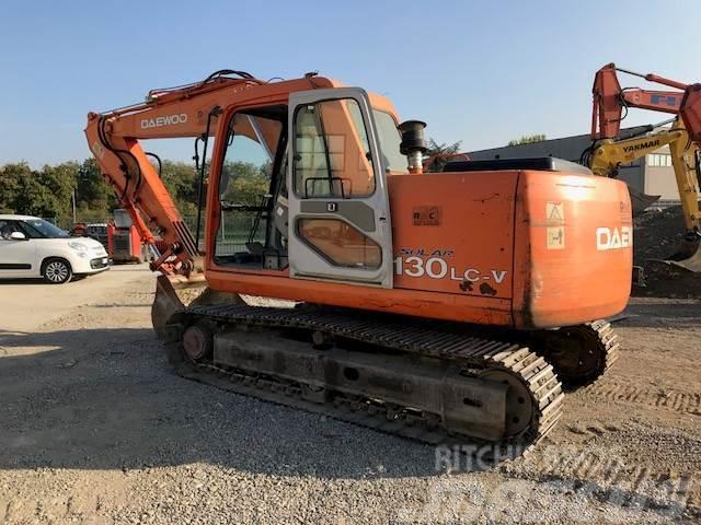 Daewoo -solar-130-lc-v - Crawler excavators, Price: £19,604, Year
