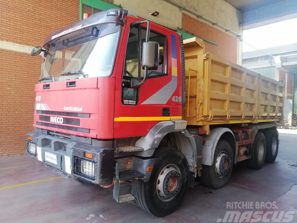 Iveco Eurotrakker 410 E42