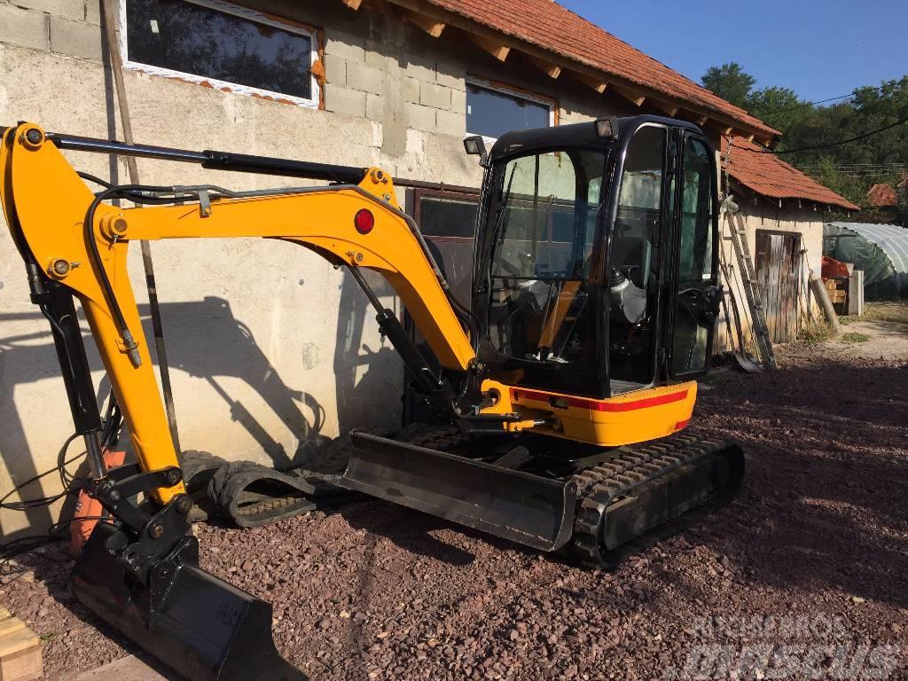 jcb 8025 zts mini excavators u003c 7t mini diggers price 17 784