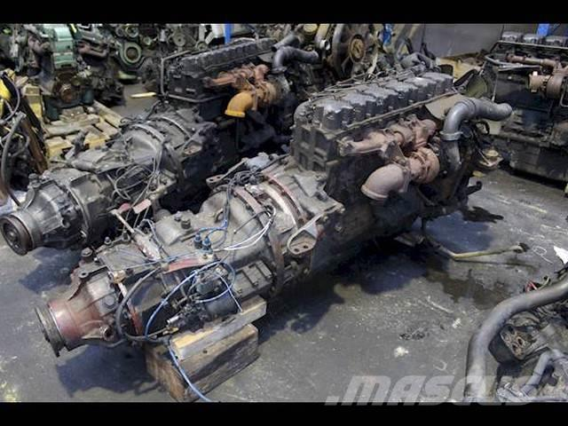 Renault MIDR062356A41 (380HP) - Engines, - Mascus UK