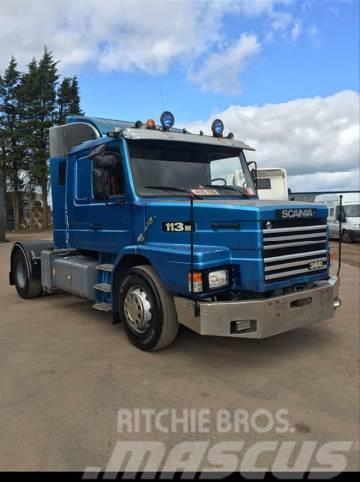 Scania 113-360 T CAB