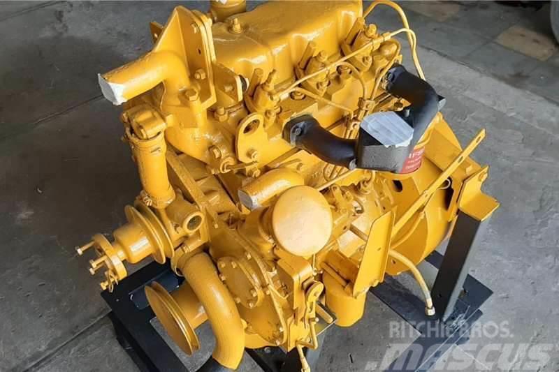 Perkins ADE 152 Engine