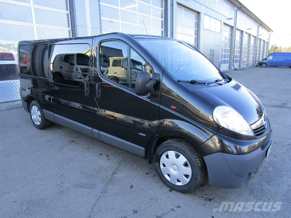 opel vivaro preis baujahr 2008 lieferwagen. Black Bedroom Furniture Sets. Home Design Ideas