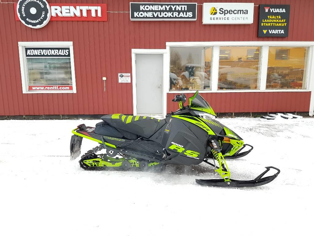 Arctic Cat ZR6000 129 LTD ES
