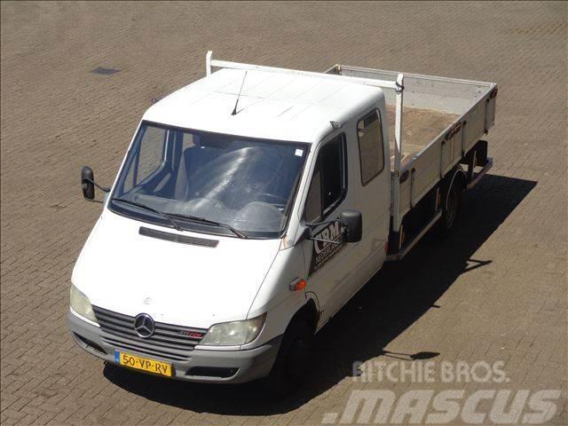 Mercedes-Benz Sprinter 411 CDI 4X2 incl. alu. box