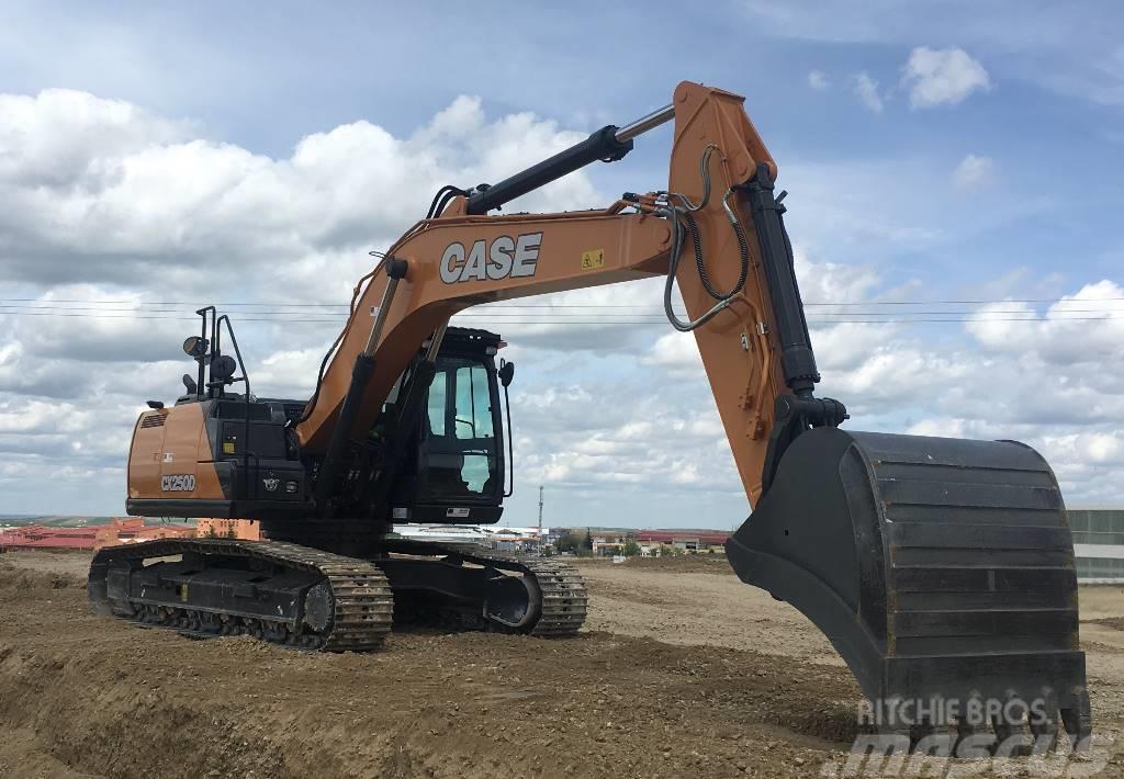 CASE CX 250 D