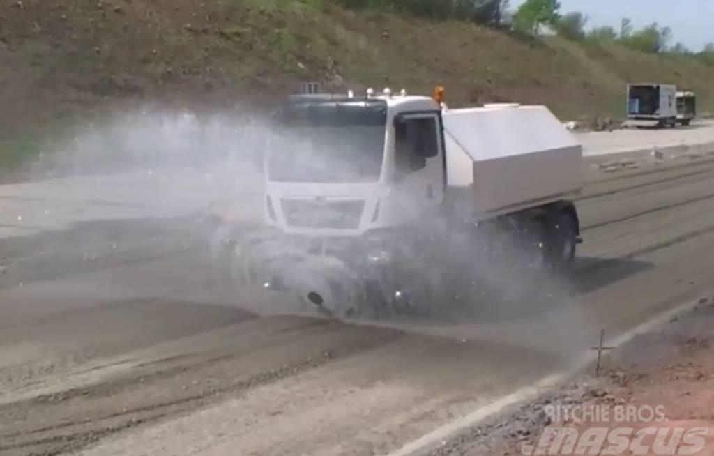 MAN amag 6x6 Wasserwagen 17 cbm
