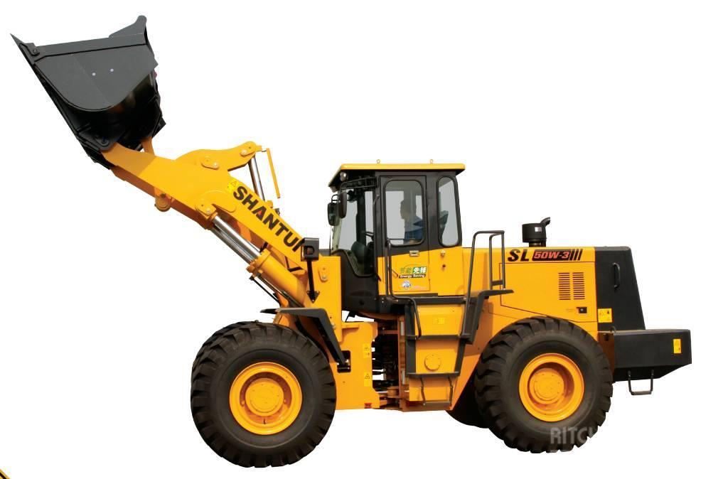 Shantui SL50WN wheel loader