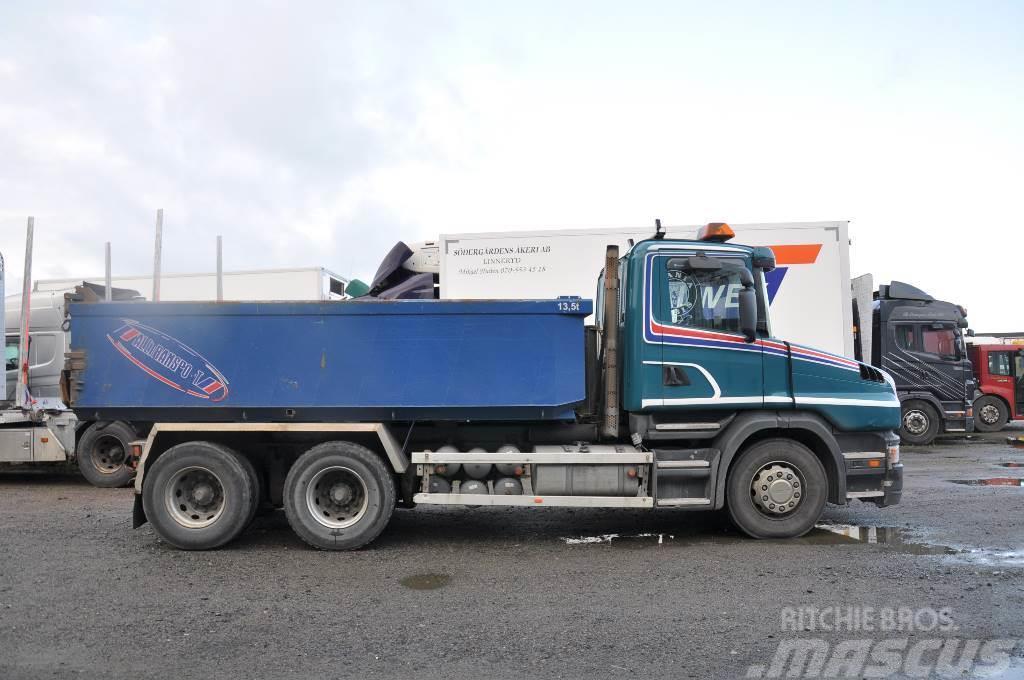Scania T420 6X4
