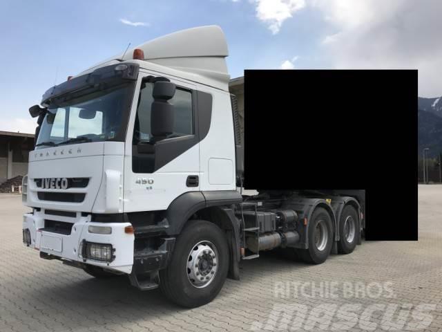 Iveco Trakker A720T45 big-axles Euro5