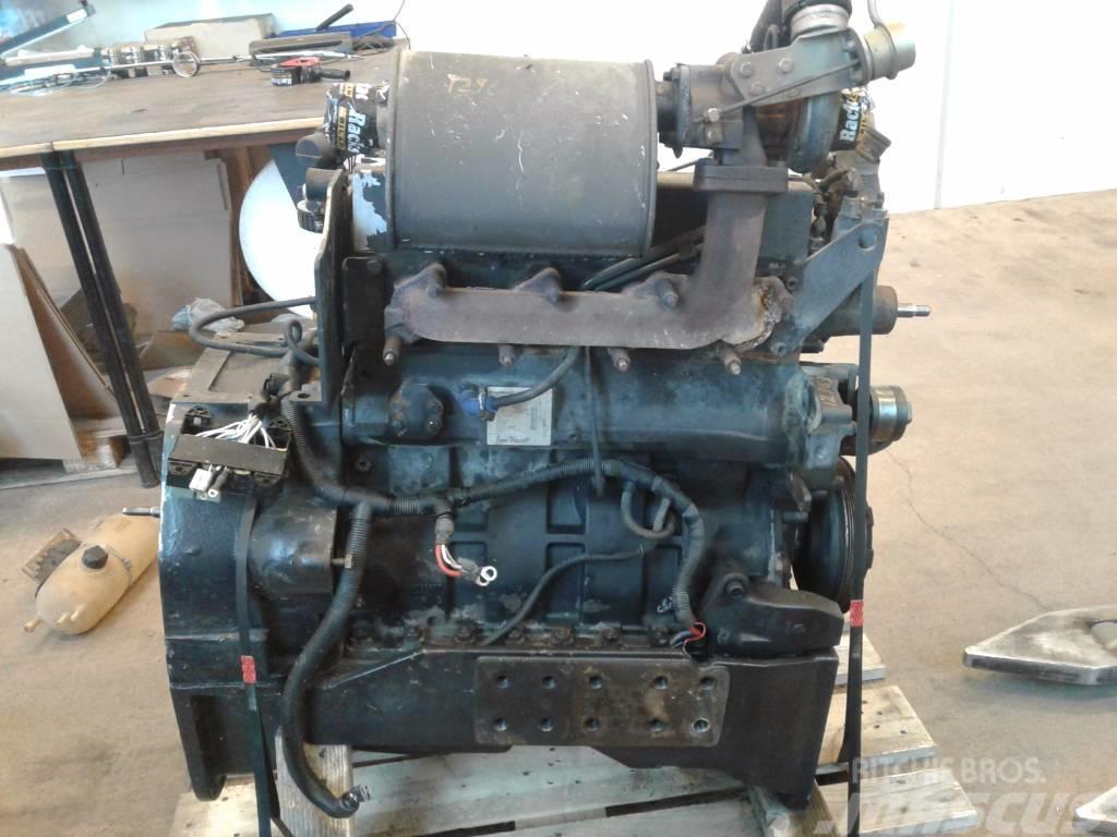 Valtra Valmet X150 komplett motor sisudiesel