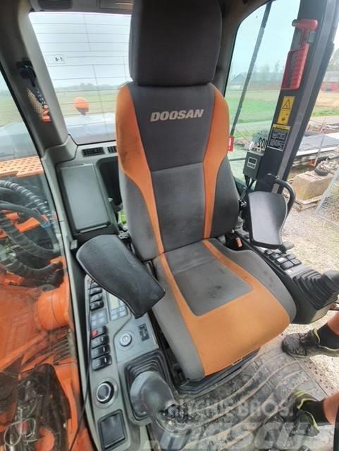 Doosan DX 140 W