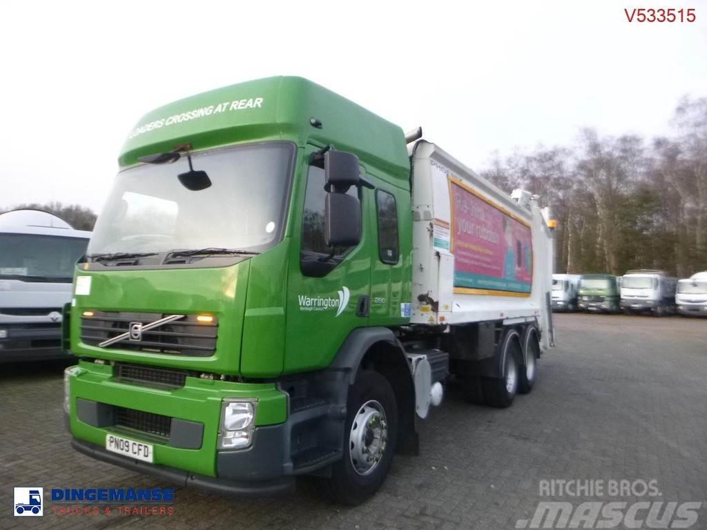 Volvo FE 280 Euro 5 RHD Dennis Eagle refuse truck