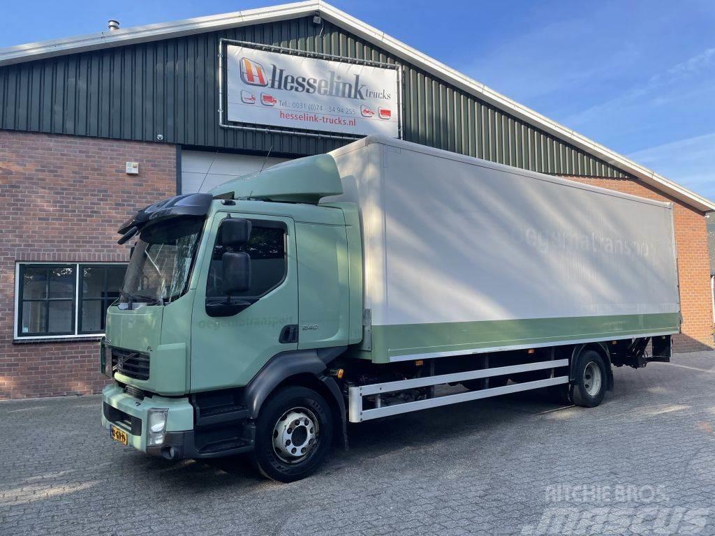 Volvo FE 240 4X2 7.5M Koffer EURO 5 LBW Airco NL Truck