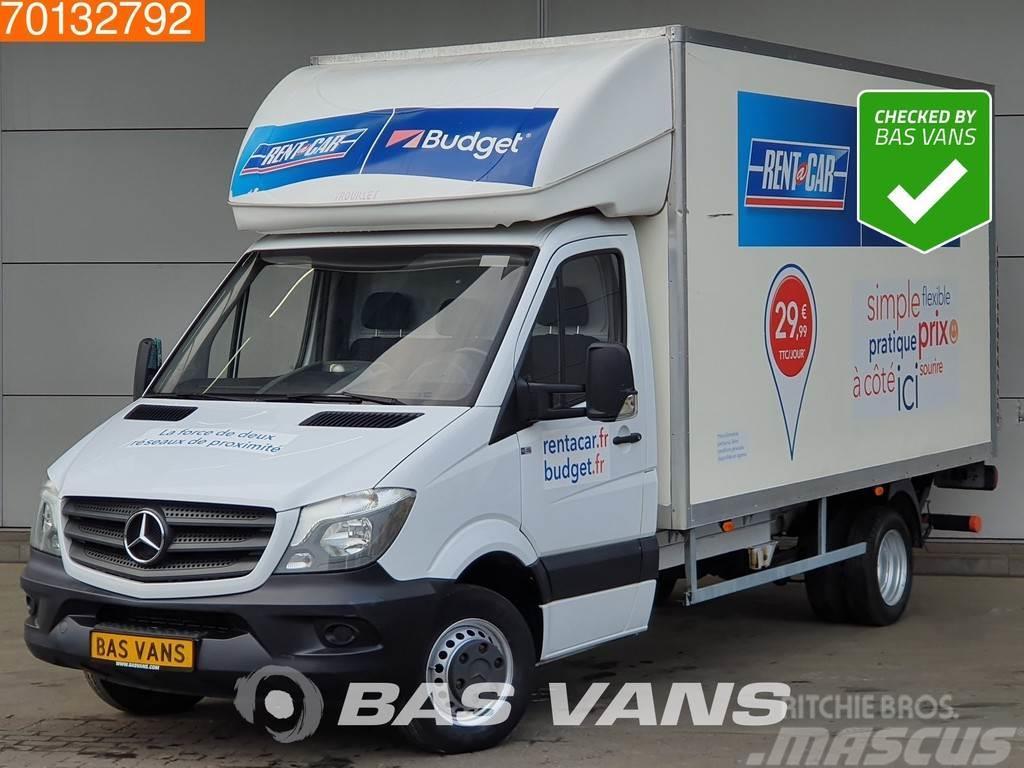 Mercedes-Benz Sprinter 513 CDI Bakwagen Laadklep Koffer LBW Airc