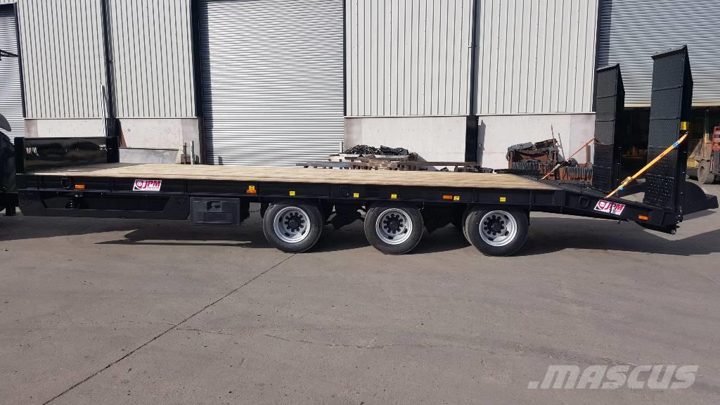 JPM Trailers 27t Tri Axle Low Loader