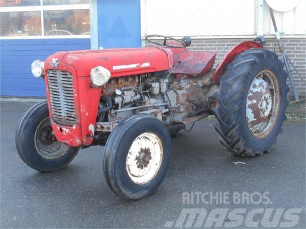 Massey Ferguson MF 35 Tractor