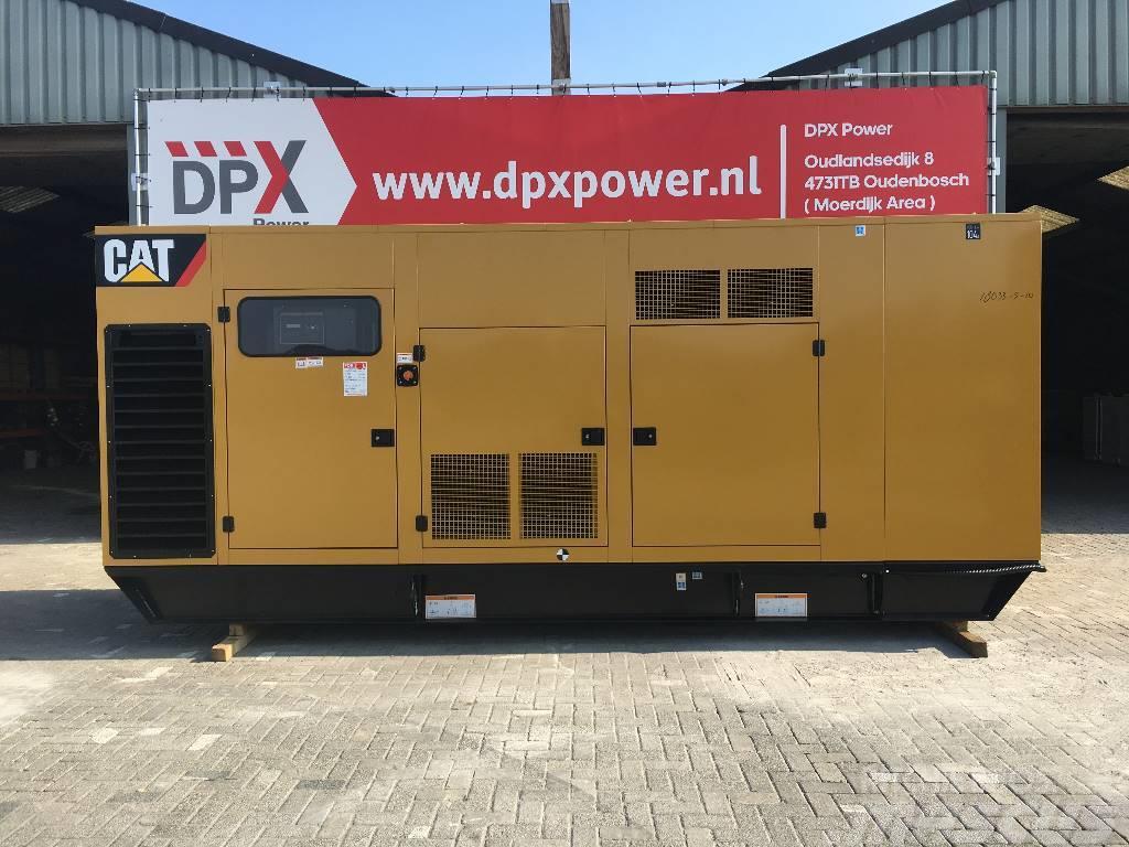 Caterpillar 3412 - 750F - 750 kVA Generator - DPX-18031