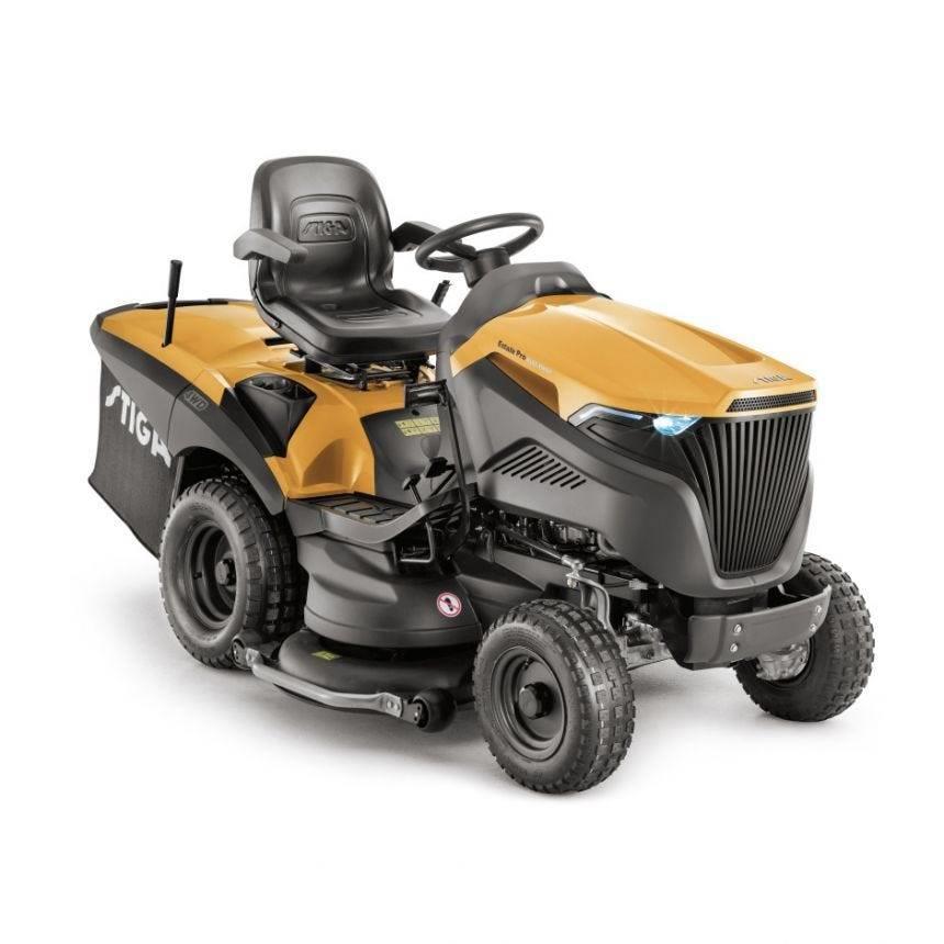 Stiga Estate Pro 9122 XWSY Ride On Mower