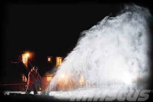 Stiga SNOW CUBE Snowblower Odśnieżarka Schneefräse Snezh, 2016, Snöslungor och -fräsar