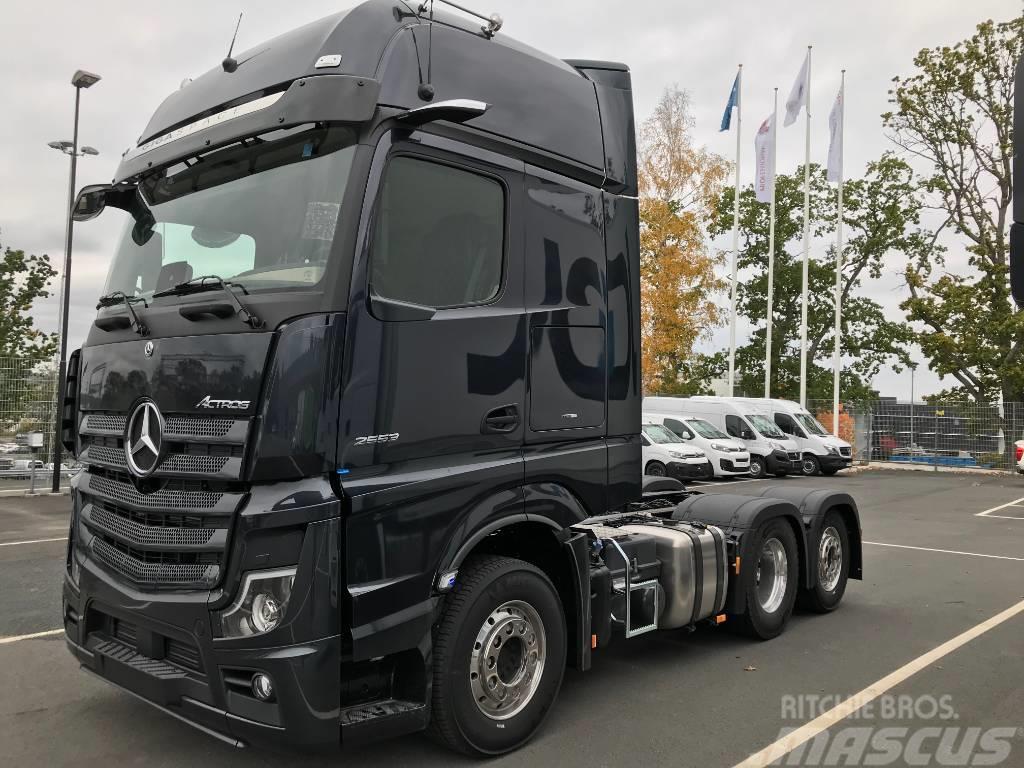 Mercedes-Benz Nya Actros