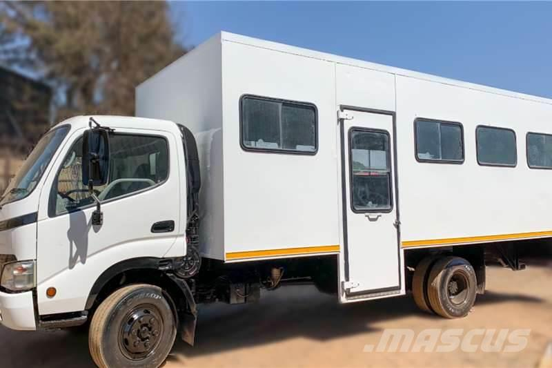 Hino 300 Personnel Carrier 4x2 30 Seater