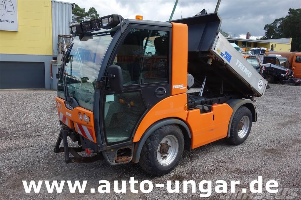 Multicar Tremo X56 Carrier Motorschaden 4x4x4 Kipper